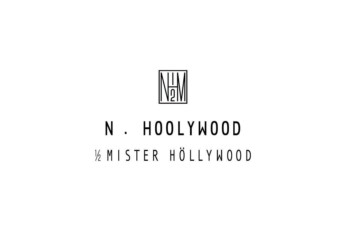 N.HOOLYWOOD ロゴ