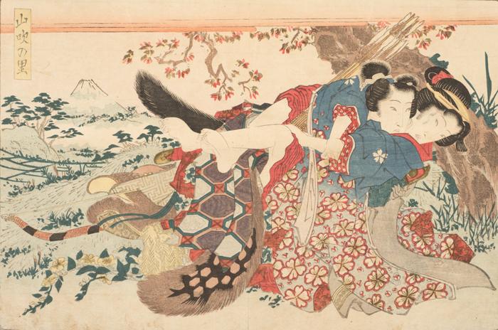 春画の世界展 Ukiyo-e Shunga
